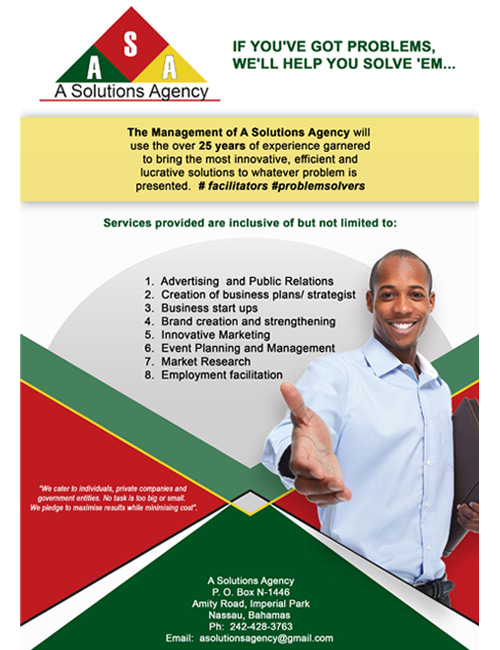 A Solution Agency