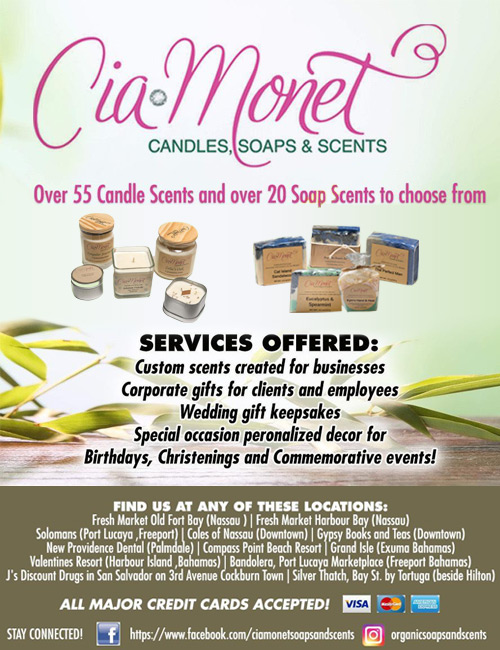 Cia Monet's Sip & Shop
